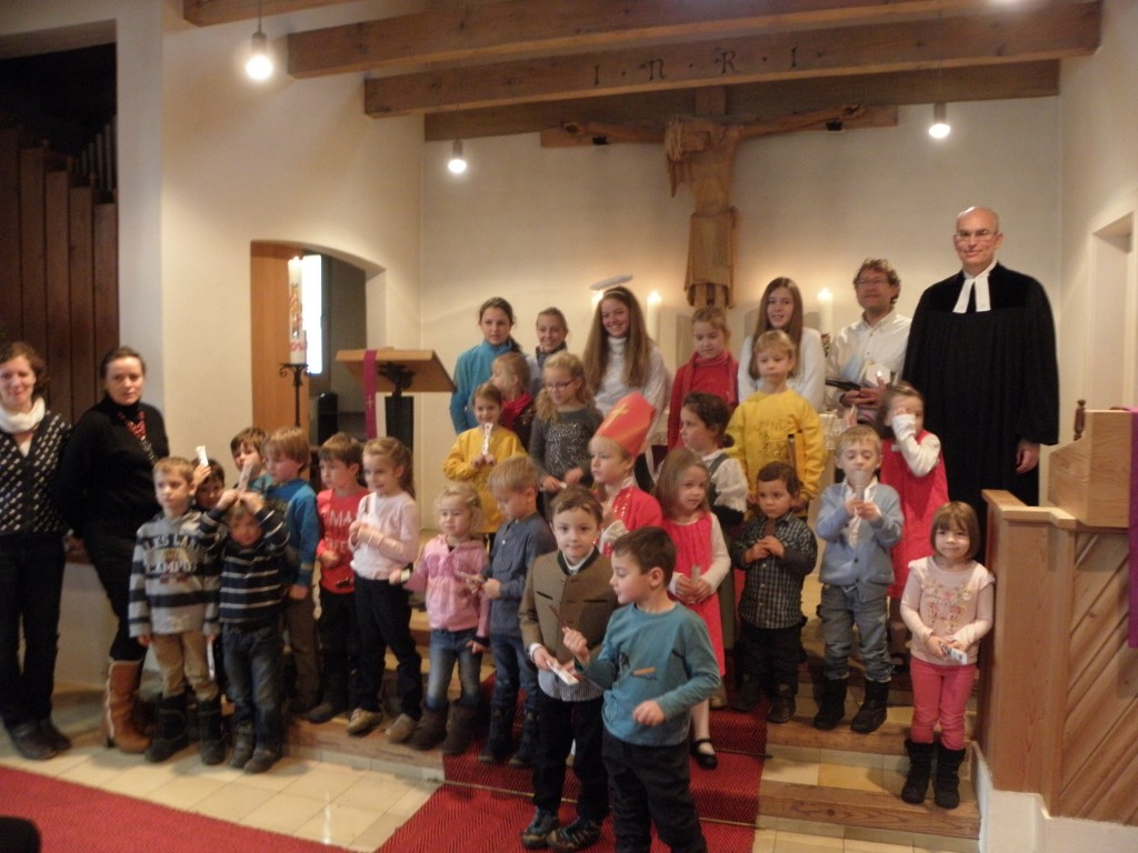 Familiengottesdienst am 2. Advent