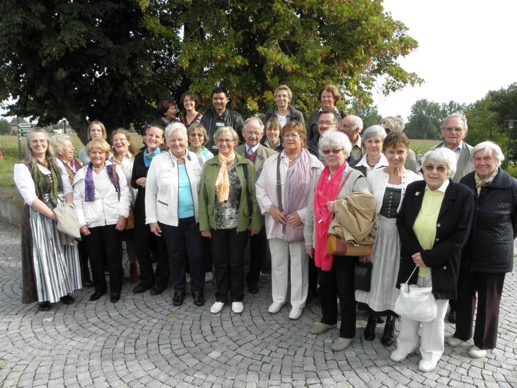 Fahrt nach Bad Griesbach am 22.9.2013